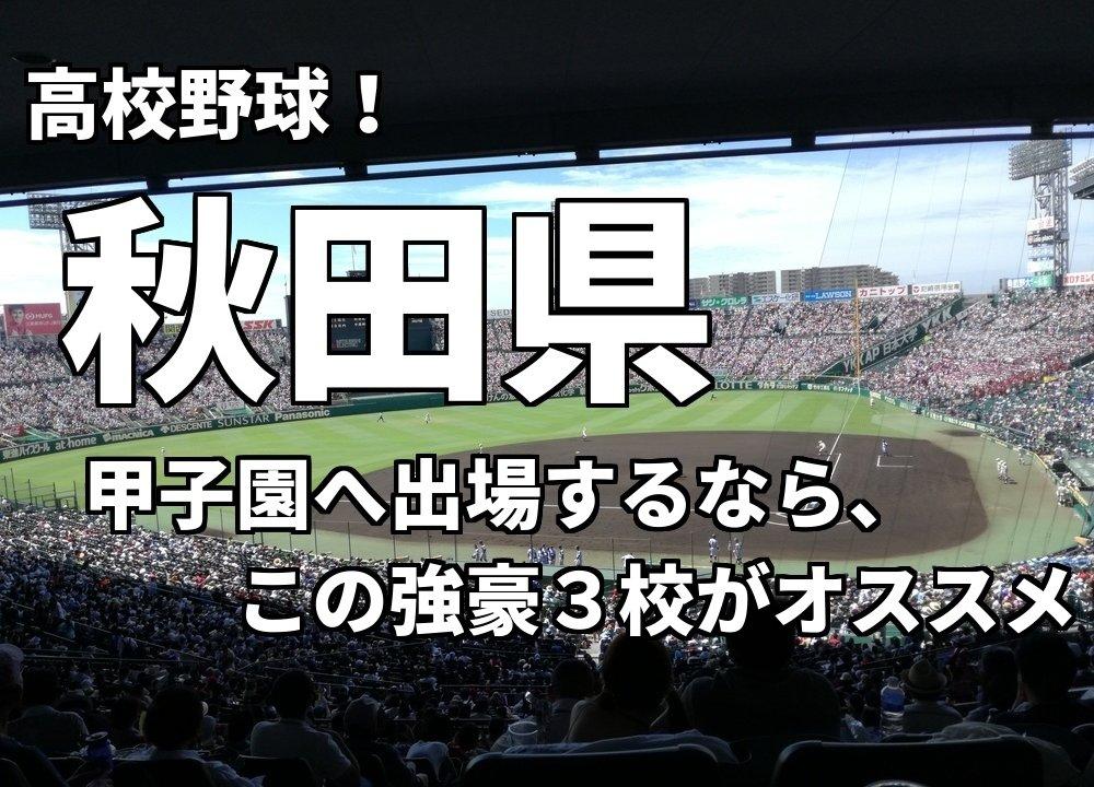 秋田 野球